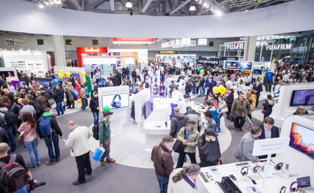 В Москве состоялось главное шоу технологий страны - Consumer Electronics & Photo Expo 2014