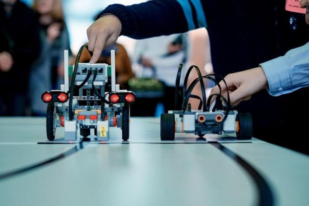 Компания LEGO Education стала партнером фестиваля «РобоФест-2017»
