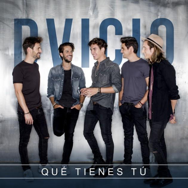 Новый альбом группы DVICIO