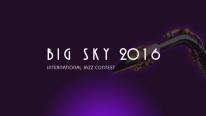 Объявлены даты международного джазового конкурса «BigSky 2016»