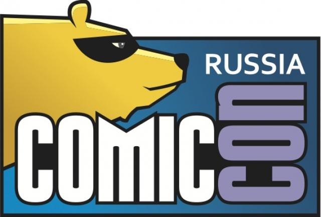 Вандрий на Comic Con Russia!