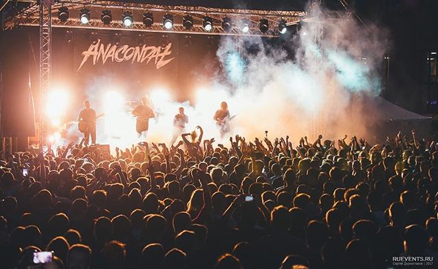 Anacondaz во Флаконе!