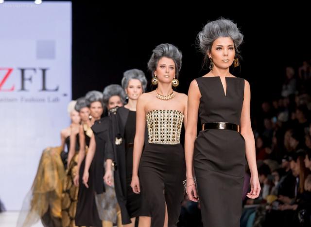 В Москве стартовала неделя моды Mercedes-Benz Fashion Week Russia