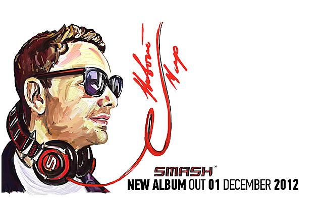 Новый альбом DJ Smash «Новый мир»