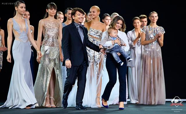 Валентин Юдашкин открыл Неделю моды в Москве