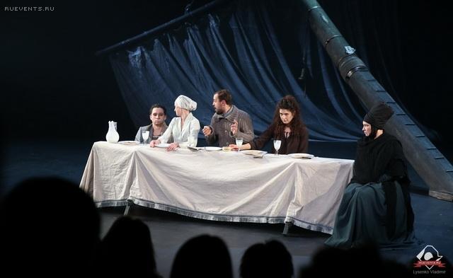 На Новой сцене Театра Вахтангова покажут «Грозу»