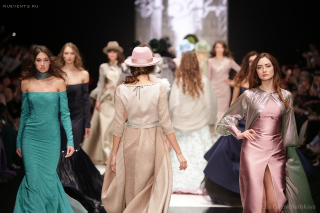 Закрытие Mercedes Benz Fashion Week Russia: