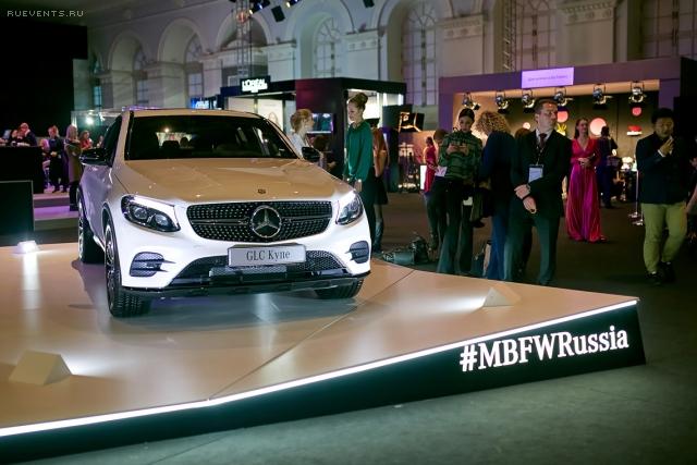 Завершился Mercedes-Benz Fashion Week