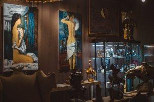 Галерея JART. Выставки частных коллекций. Живопись и графика, скульптура, ювелирное искусство