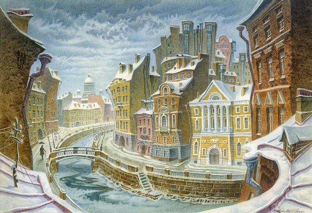 Что объединяет художников и риэлторов Петербурга?