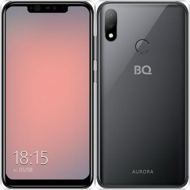 Обзор смартфона BQ – 6200L Aurora