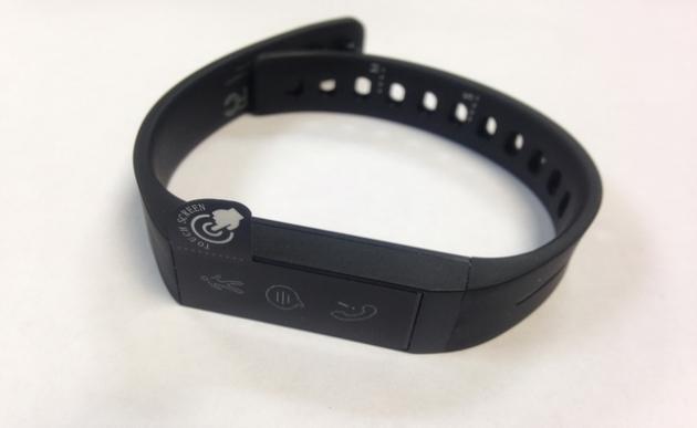 Striiv Touch, умный браслет-часы