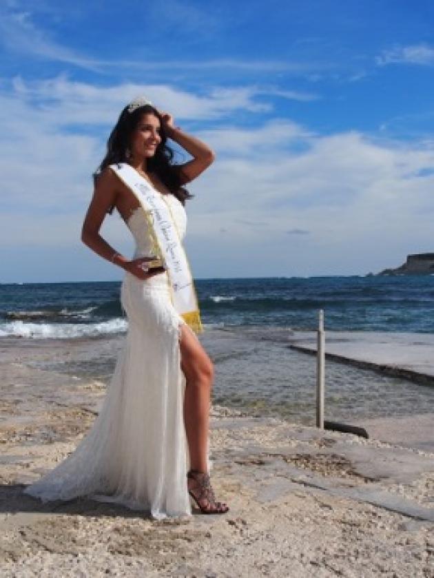 Зара Кинг выиграла Гран-при и титул «Miss European Bikini»