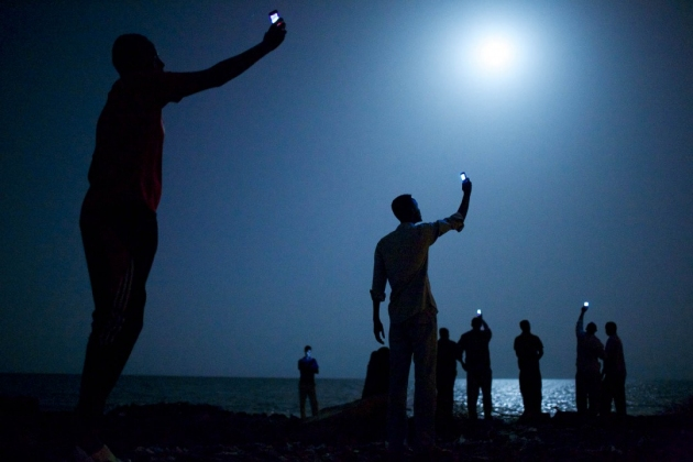 Выставка World Press Photo 2014