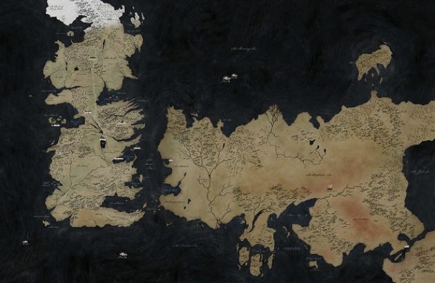 Fancy Journal советует отдохнуть в мире «Игры престолов»