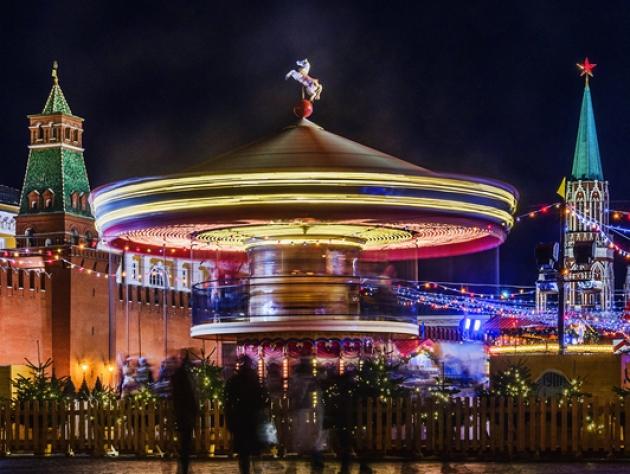 Город - Мечта! Выставка фотографий ко дню города на Тверском бульваре