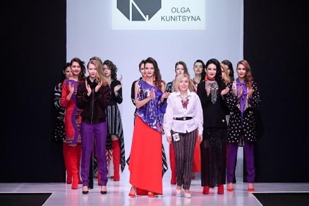 22 марта 2017 года дизайнер Ольга Куницына представила свою коллекцию prêt-à-porter осень-зима 2018 в рамках Недели моды в Москве в Гостином дворе.