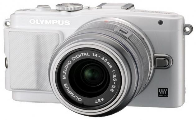 Обзор камеры Olympus PEN E-PL6