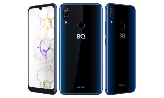 Обзор смартфона BQ 6040L Magic