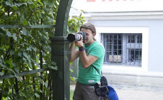 Интервью с фотографом Юрием Широченко