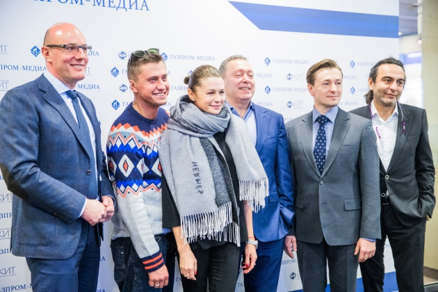 «Газпром-медиа» сообщает о создании собственной Киностудии КИТ