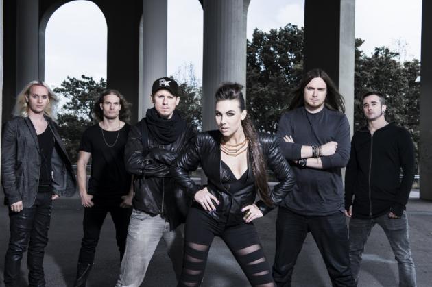 Интервью с бас-гитаристом группы Amaranthe