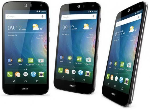 Обзор смартфона Acer Liquid Z630