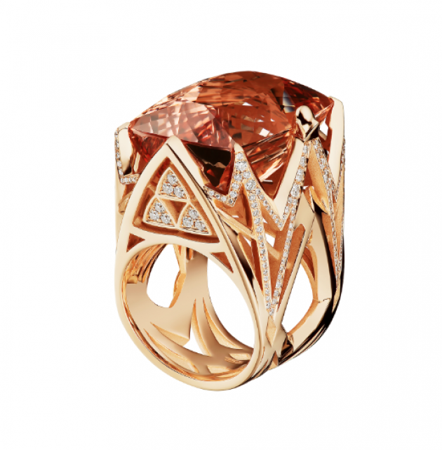 Ювелирный дом Alexander ARNE выпустил 3 новых кольца из коллекции под названием