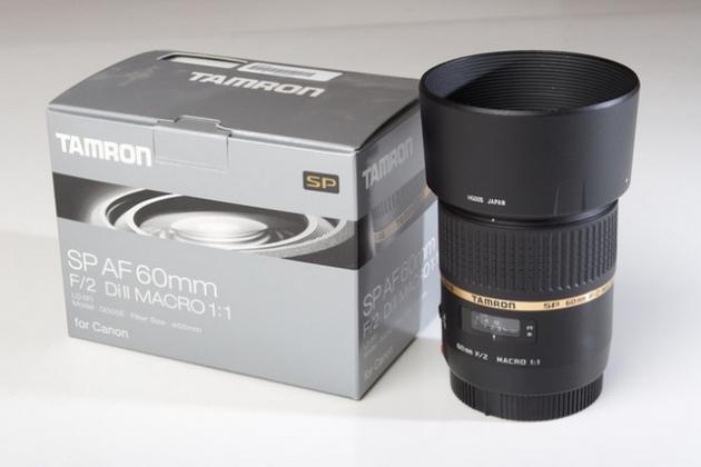 Обзор Tamron SP AF 60mm f/2,0 Di II LD Macro Canon EF-S
