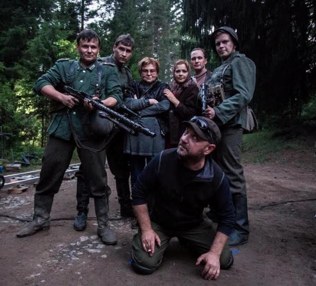 Актер Иван Рудаков набрал 10 кг для роли в «Комиссарше»