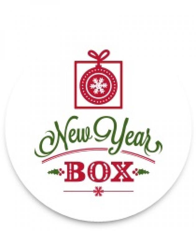 Компания New Year Box предлагает новогоднюю сувенирную продукцию с логотипом