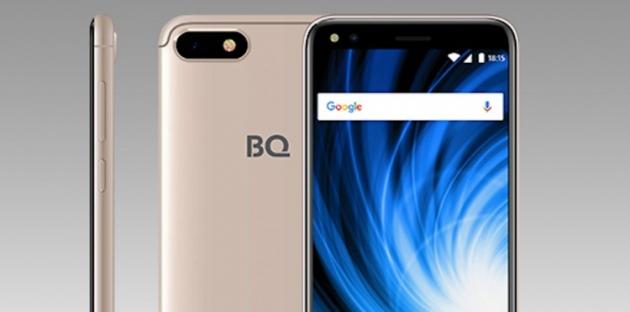 Обзор смартфона BQ 5206L Balance