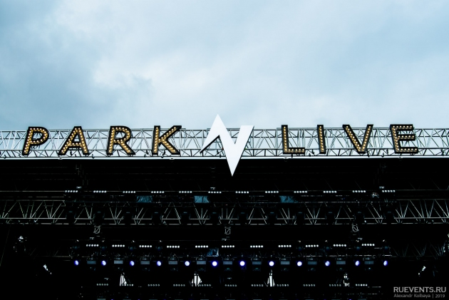 Park Live 2019. 1 день