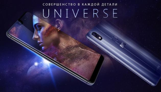 Обзор смартфона BQ-6015L Universe
