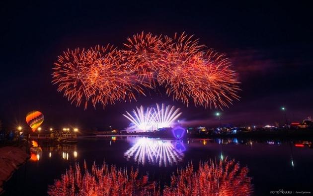 3 августа на «Смоленском звездопаде» состоится шоу с участием 9 команд пиротехников  Читать полностью: http://newsrbk.ru/news/3166613-3-avgusta-na-smolenskom-zvezdopade-s