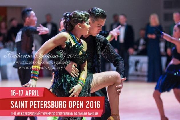 Saint Petersburg Open 2016: искусство спорта на паркете