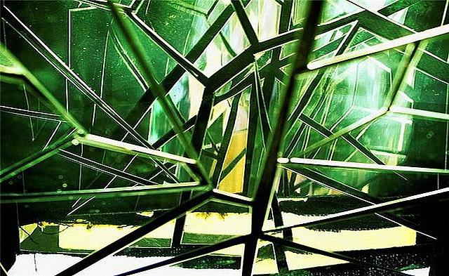 Зеркальный лабиринт на Арбате