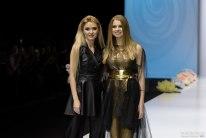 Показ Элеоноры Амосовой на неделе моды в Москве 2019