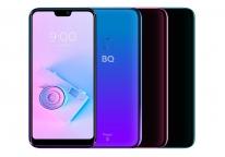 Обзор смартфона BQ 5731L Magic S