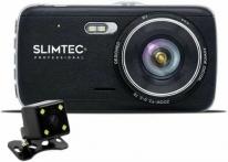 Обзор видеорегистратора Slimtec Dual S2L