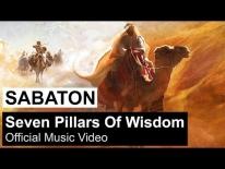 «Seven pillars of wisdom» от Sabaton . О ком и о чем?
