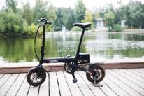 Обзор электровелосипеда IconBIT E-bike K7