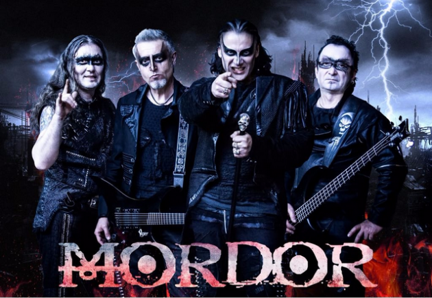 Mordor иTanzwut споют песни Цоя