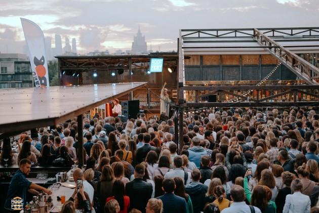 Музыкальный фестиваль ROOF FEST анонсировал сезон концертов в Москве
