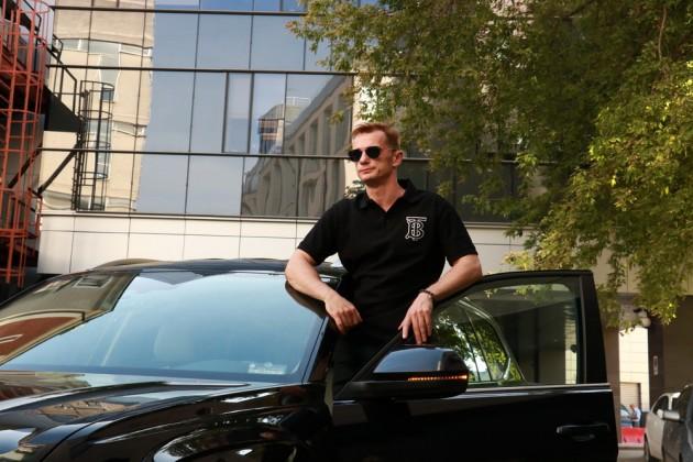 Алексей Пеганов - интервью