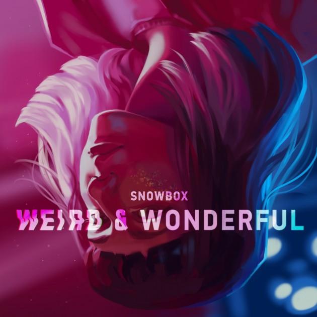 «Быть странным — новая нормальность»:  группа SNOWBOX выпустила EP Weird & Wonderful