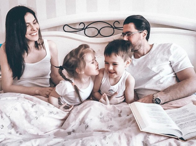Ольга Ягнетинская с мужем раскроют секреты счастливой и вкусной жизни молодоженам Новосибирска