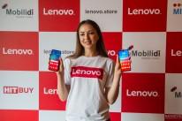Lenovo представила смартфоны для российского рынка